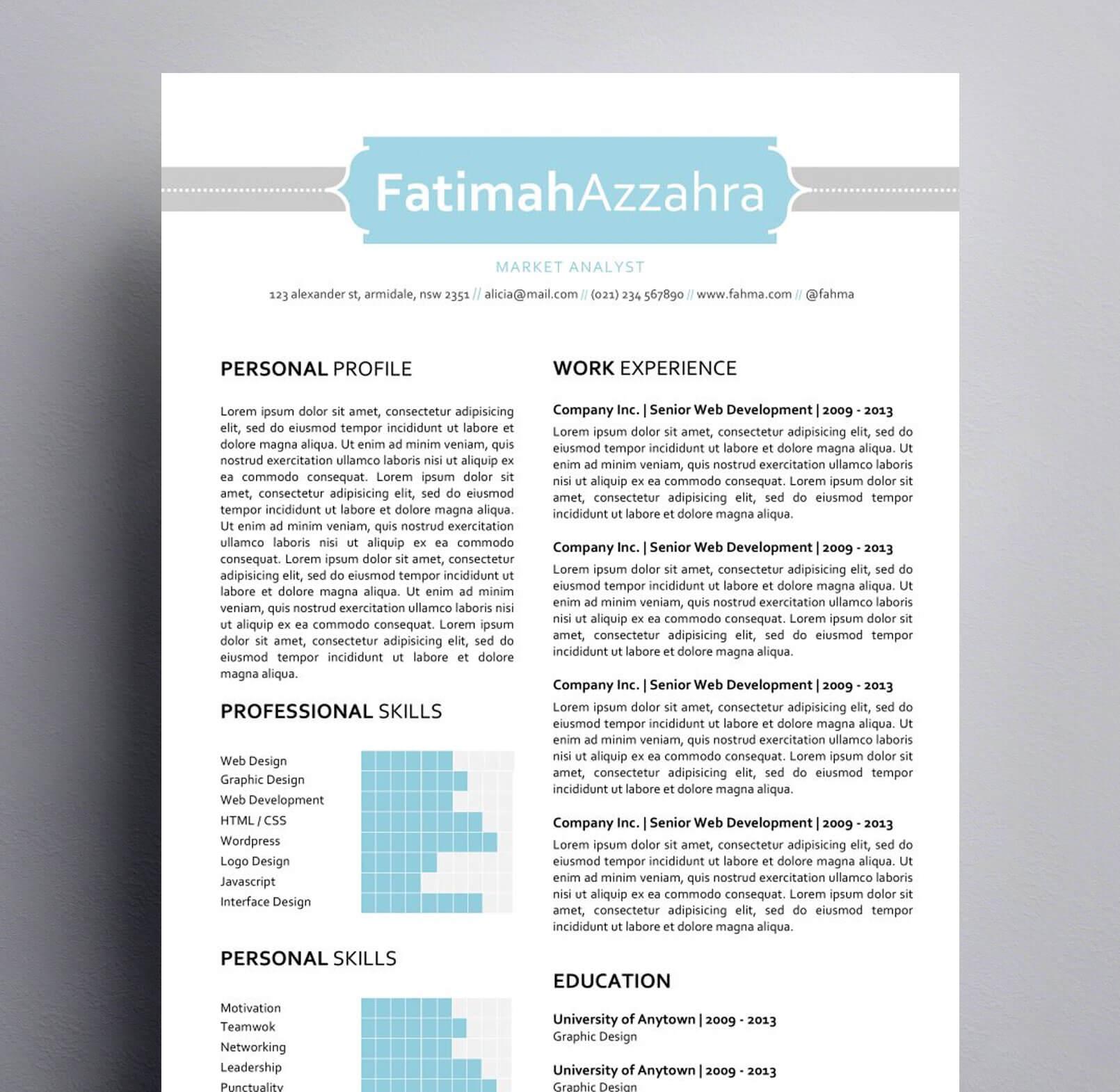 the fatima azzahra resume   kukook